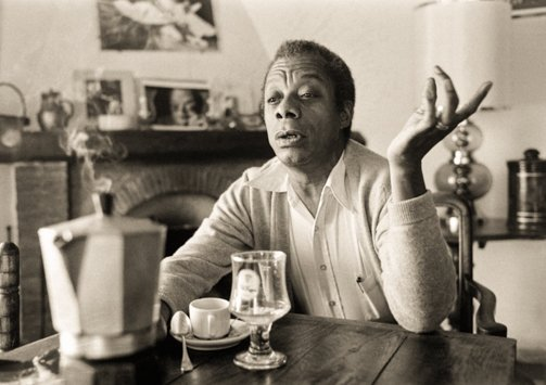"James Baldwin talks with Studs about his book ""Another Country"" and his travel through Africa"