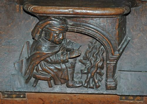 The Hidden World of Misericords