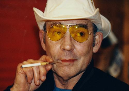 Hunter F. Thompson