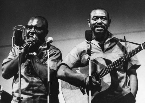 Brownie McGhee and Sonny Terry