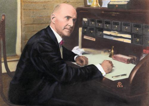 Eugene V. Debs: citizen and socialist