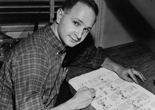 Jules Feiffer and Jamie Gilson