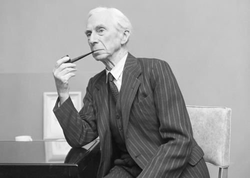 Lord Bertrand Russell